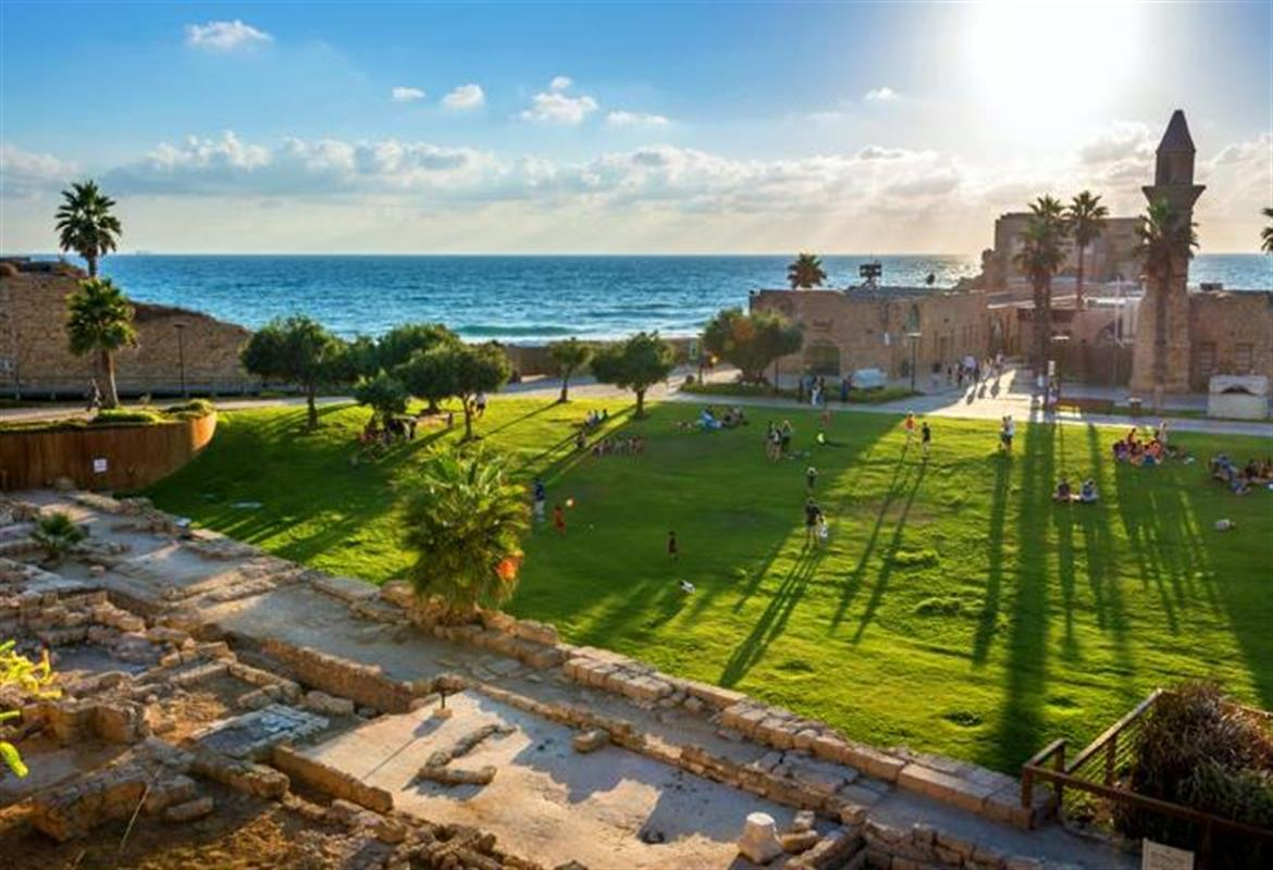 Coastal Gems of Israel