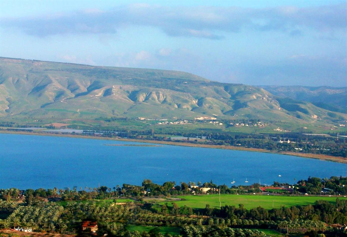 Nazareth & The Galilee